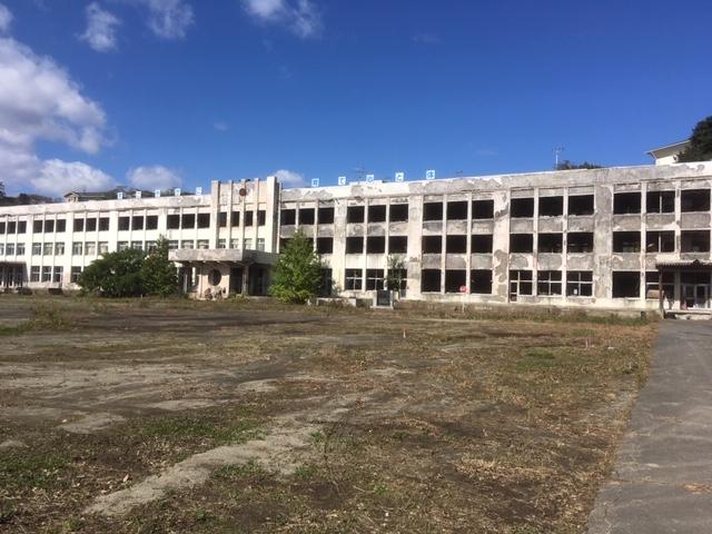 旧門脇小学校